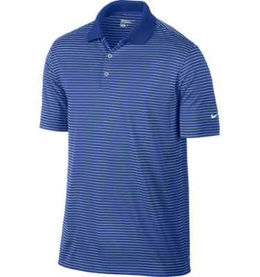 Nike Men's Victory Stripe Short Sleeve Polo