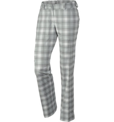Nike Women's Modern Rise Plaid Pant