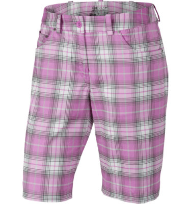 Nike Women's Modern Rise Plaid Short