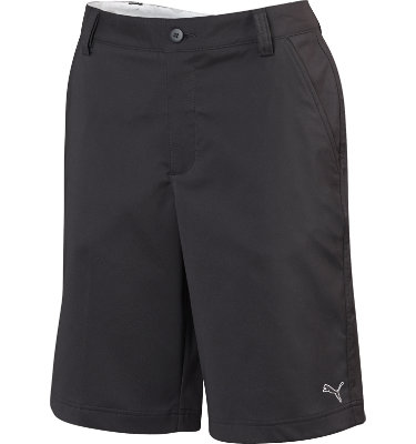 PUMA Men's Solid Flat Front Tech Short