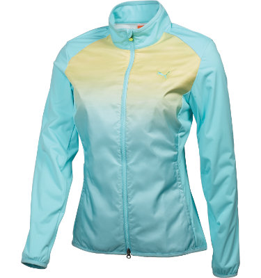 PUMA Women's Stretch Print Jacket