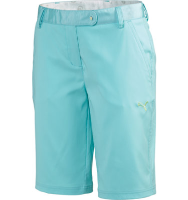 PUMA Women's Solid Tech Bermuda Short