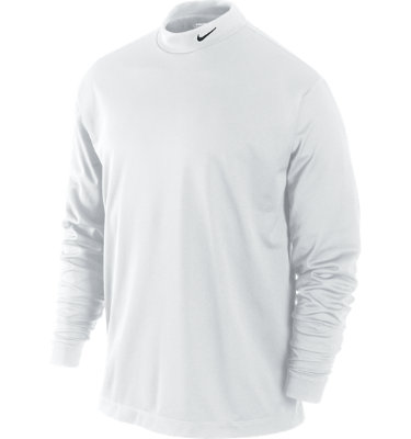 Nike Men's Long Sleeve Stretch Tech Mock
