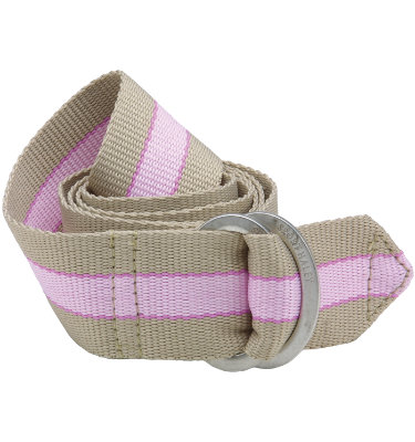 Sport Haley Women's Striped Webbing Belt