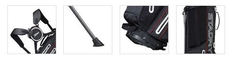 Titleist Men's StaDry Waterproof Stand Bag