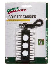 Golf Galaxy Tee Carrier