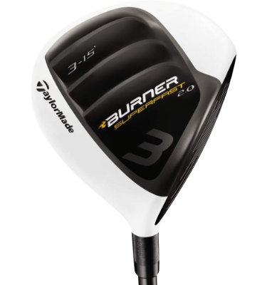 TaylorMade Men's Burner SuperFast 2.0 Fairway