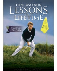 "Tom Watson ""Lessons of a Lifetime"" DVD"