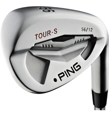 PING Men's Tour-S Chrome Wedge