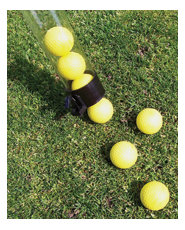 Golf Galaxy Tube Ball Shag