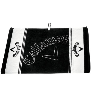 Callaway TW Players Golf Towel