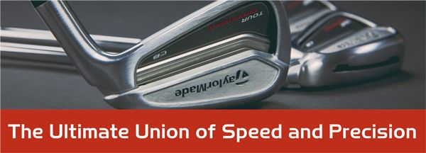 TaylorMade Men's Tour Preferred CB Irons