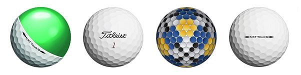 NXT TourS Golf Ball Attributes