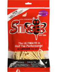 "Stinger 3"" Competition Golf Tees - 175 pack"