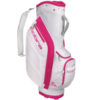 Cobra Women's Sport Cart Bag