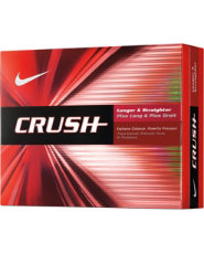 Nike Crush Golf Balls - 12 pack