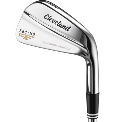 Cleveland Men's 588 MB Irons - (Steel) 3-PW