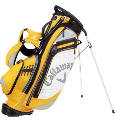 Callaway Men's Hyper-Lite 4.5 Stand Bag