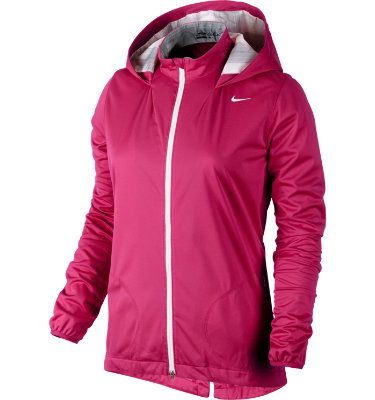 Nike Women's Windproof Anorack Long Sleeve Jacket