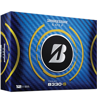 Bridgestone Tour B330-S Golf Balls - 12 pack (Personalized)