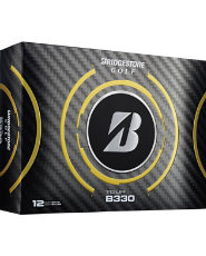 Bridgestone Tour B330 Golf Balls - 12 pack (Personalized)