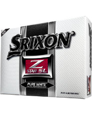 Srixon Z-STAR SL Golf Balls - 12 pack (Personalized)