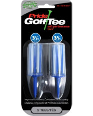 "Pride Soft Performance 3 1/4"" Tees - 2 pack"