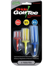 Pride Soft Performance Assorted Tees - 3 pack