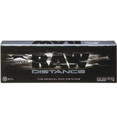 Slazenger Raw Distance Golf Balls - 12 pack