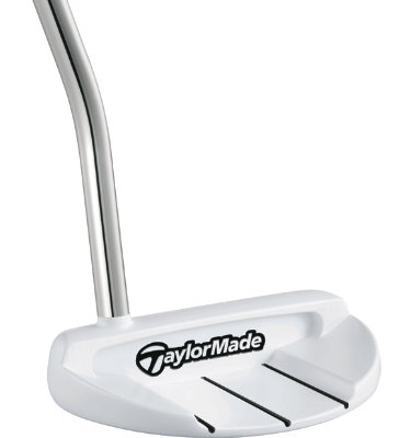 TaylorMade Men's White Smoke MC-72 Putter