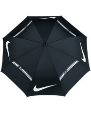 "Nike Swoosh 62"" Windsheer Hybrid Umbrella - Black"