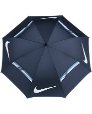 "Nike Swoosh 62"" Windsheer Hybrid Umbrella - Navy"