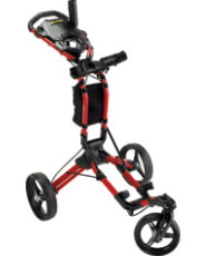 Bag Boy Triswivel Push Cart