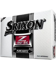 Srixon Z-STAR SL Golf Balls - 12 pack