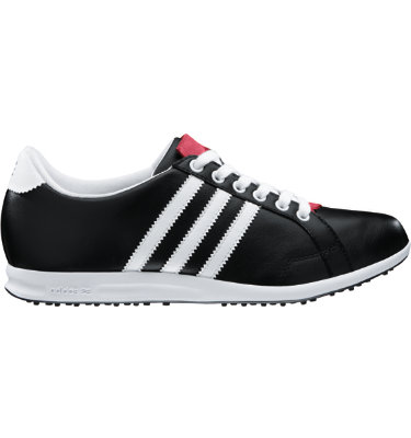 adidas Women's adicross II Golf Shoe - Black/Running White/Black