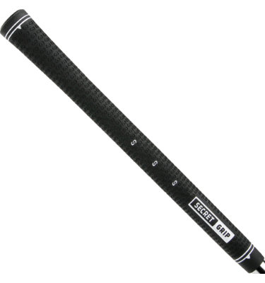 Boccieri Golf Secret Standard Grip - Black