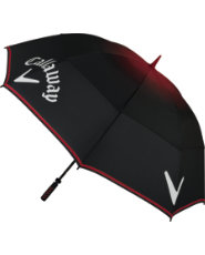 "Callaway X Hot 68"" Double Canopy Tour Authentic Umbrella"