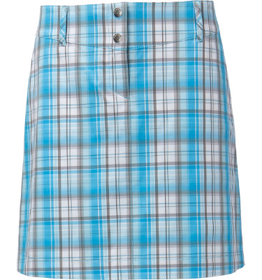 Cutter & Buck Women's Simone Plaid Skort