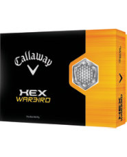 Callaway HEX Warbird Golf Balls - 12 pack (Personalized)