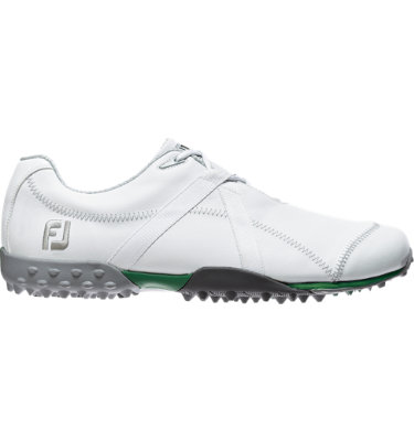 FootJoy Men's M:PROJECT Spikeless Leather Golf Shoe - White