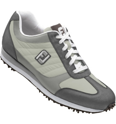 FootJoy Men's FJ Street Golf Shoe - Grey/Charcoal