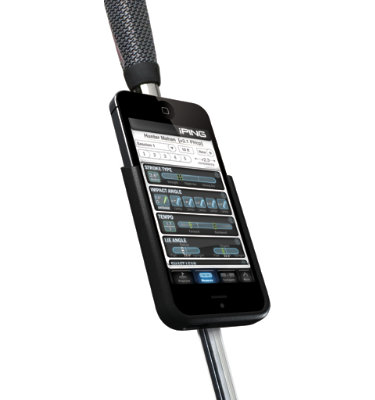 PING iPing Putter Cradle for iPhone 5