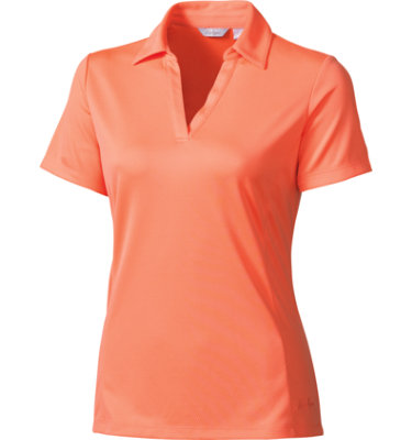 Lady Hagen Women's Milan Short Sleeve Polo