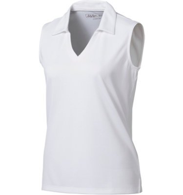 Lady Hagen Women's Vienna Sleeveless Polo