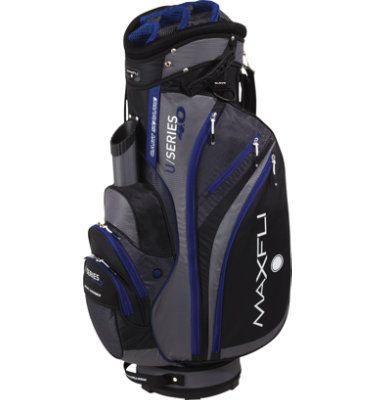 Maxfli Men's U/Series 4.0 Cart Bag