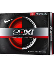 Nike 20XI-X Golf Balls - 12 pack (Personalized)