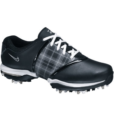 Nike Women's Air Embellish Golf Shoe - Black/White