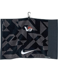 Nike VR_S Face/Club Jacquard Towel - Black