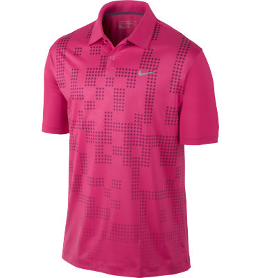 Nike Men's Fashion Graphic Short Sleeve Polo