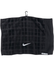 Nike Golf Face/Club Jacquard Towel - Black